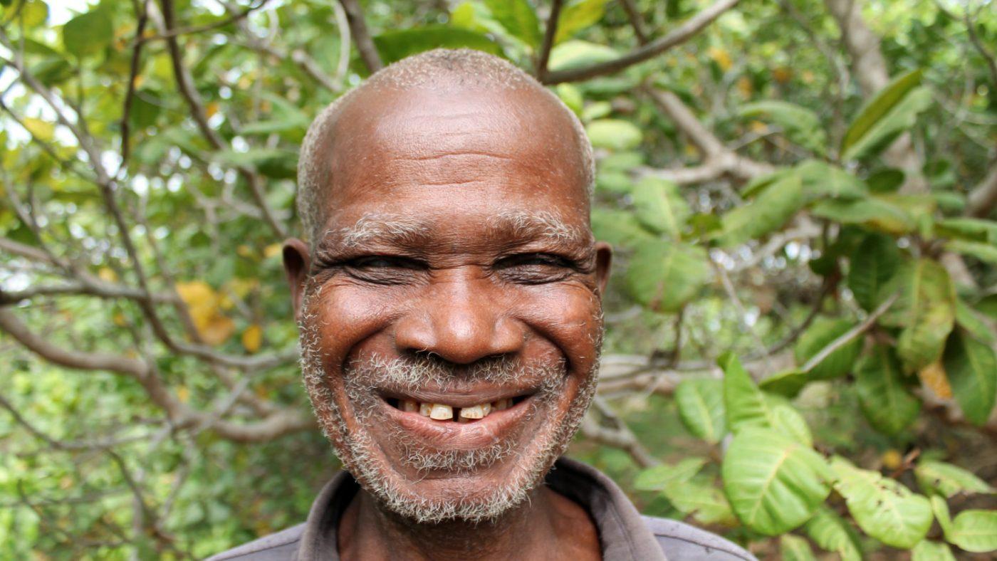 Emmanuel smiler.