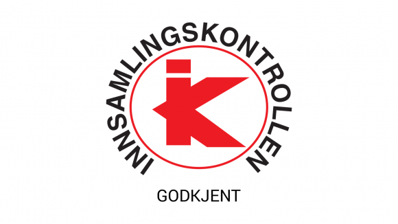 Innsamlingskontrollen logo.