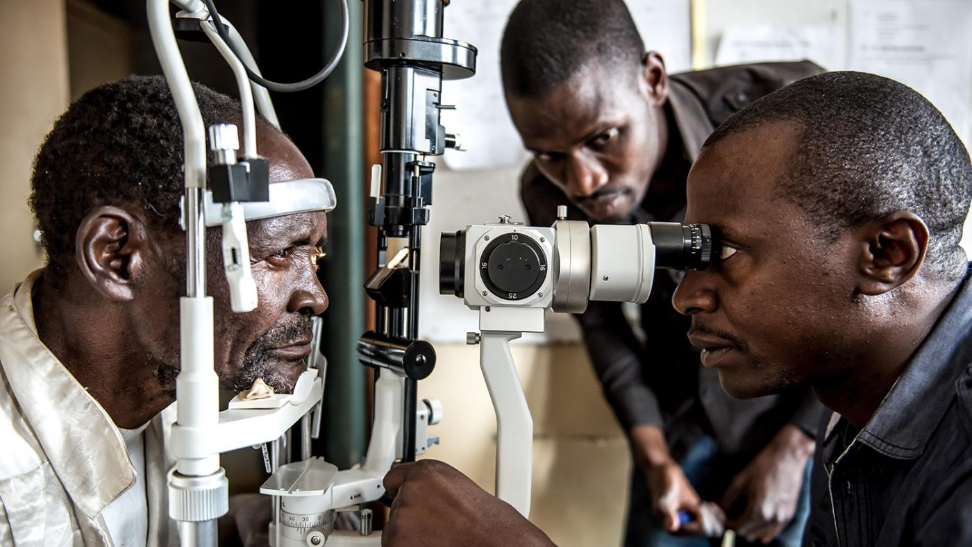 """Jeg er den eneste barnekirurgen i Malawi"""