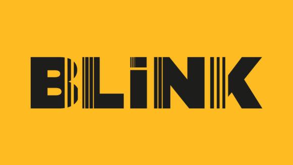Bilde av BLINK-logoen.